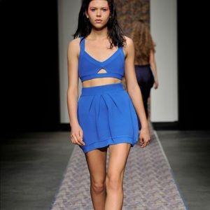 Alice McCall thick stretch dress 2 xs new